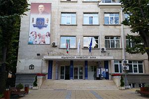study medicine in bulgaria varna