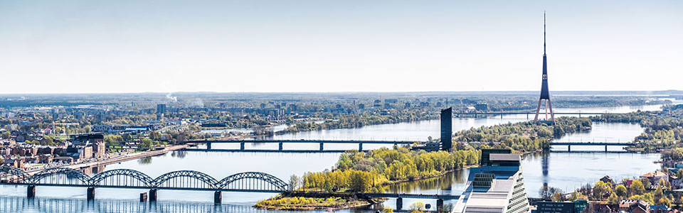 Riga overview