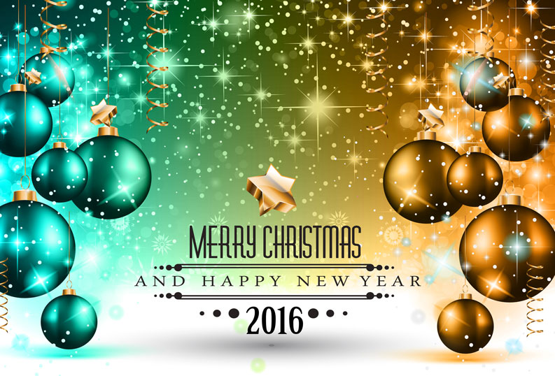 Merry Christmas and a Happy New Year From MSE