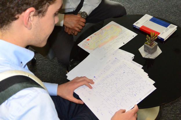 admission exam