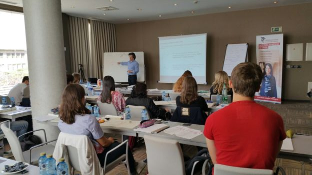 "Intensive Course ""Pre-Med"" Ends with Satisfied Participants"